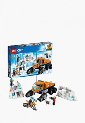 Конструктор City LEGO Арктическая экспедиция Грузовик ледовой разведки 60194. Цвет: разноцветный