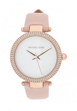 Часы Michael Kors MK2590. Цвет: розовый