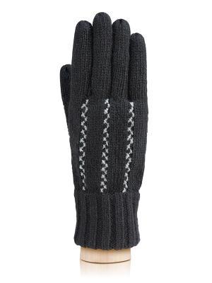 Перчатки Modo. Цвет: черный, светло-серый