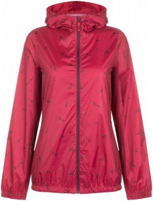 Ветровка женская , размер 50 Outventure. Цвет: розовый