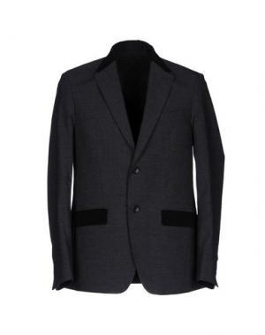 Пиджак DEPARTMENT 5. Цвет: стальной серый
