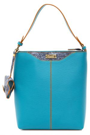 Bag Alviero Martini. Цвет: turquoise