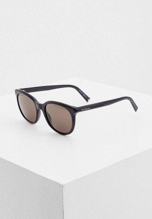 Очки солнцезащитные Givenchy GV 7197/S 807. Цвет: черный