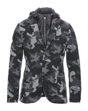 Пиджак MASON'S. Цвет: стальной серый