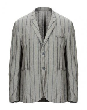 Пиджак I'M BRIAN. Цвет: зеленый-милитари