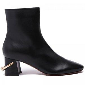 Ботинки L'AUTRE CHOSE. Цвет: чёрный