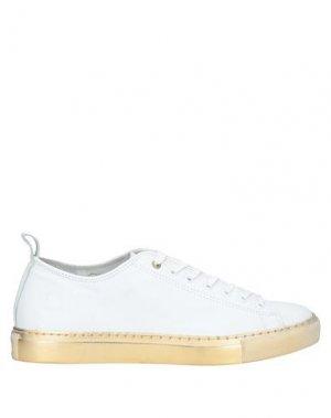 Кеды и кроссовки D.A.T.E.. Цвет: белый