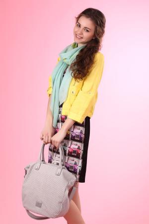 Жакет Passport. Цвет: жёлтый