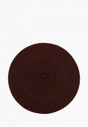 Берет Le Beret Francais. Цвет: коричневый