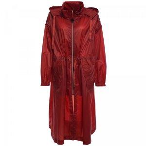 Дождевик Parajumpers. Цвет: бордовый