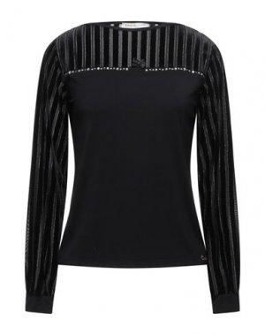 Блузка EAN 13. Цвет: черный