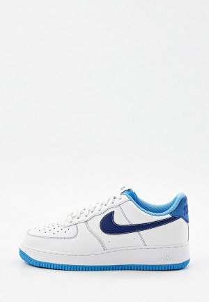 Кеды Nike AIR FORCE 1 07. Цвет: белый