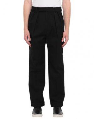 Повседневные брюки CELINE. Цвет: черный