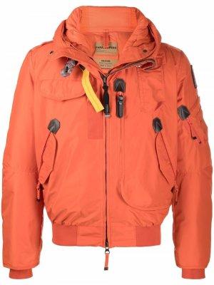 Gobi Base bomber jacket Parajumpers. Цвет: оранжевый