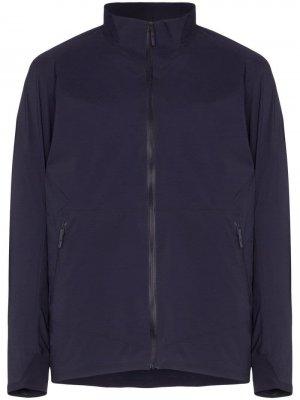 Легкая куртка Demlo Arc'teryx Veilance. Цвет: фиолетовый