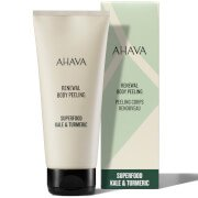Renewal Kale and Turmeric Body Peeling Scrub 200ml AHAVA