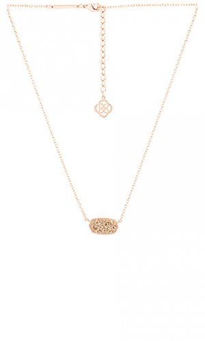 Ожерелье elisa Kendra Scott. Цвет: металлический золотой