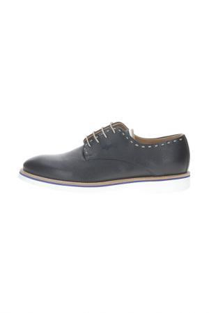 Туфли HARMONT & BLAINE. Цвет: черный