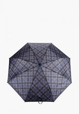 Зонт складной Goroshek. Цвет: синий