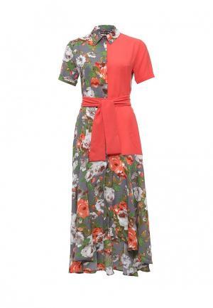 Платье Love & Light LM024956123. Цвет: разноцветный