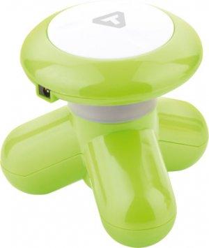 Массажер электрический Torneo. Цвет: зеленый