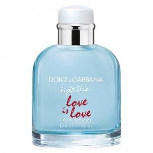 Туалетная вода Light Blue Love Is Pour Homme Dolce & Gabbana. Цвет: бесцветный