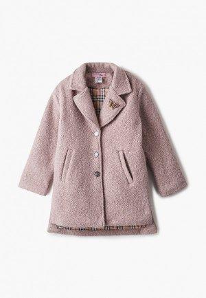 Пальто TrendyAngel Baby. Цвет: розовый