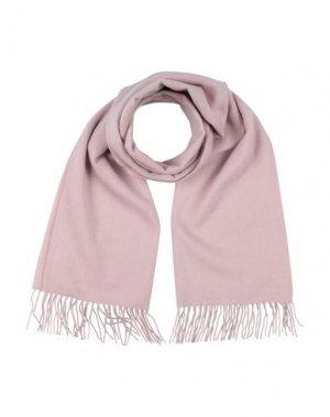 Шарф BEGG & CO. Цвет: розовый