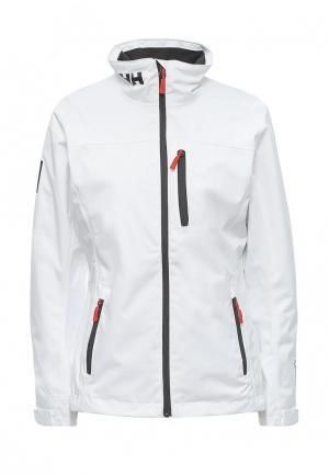 Куртка Helly Hansen W CREW MIDLAYER JACKET. Цвет: белый
