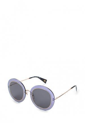 Очки солнцезащитные Marc Jacobs 262/S EL9. Цвет: синий