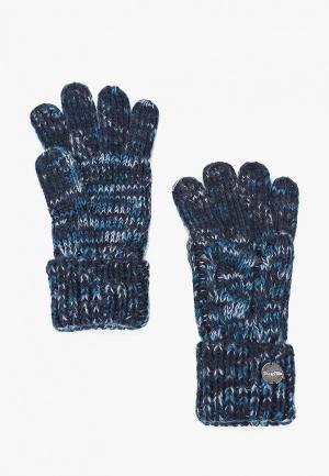 Перчатки Regatta Frosty Glove II. Цвет: синий