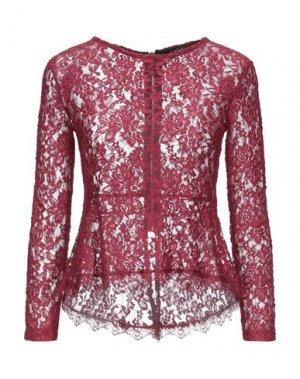 Блузка EXTASY. Цвет: пурпурный