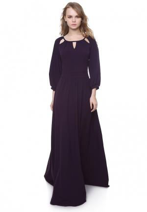 Платье Marichuell PALOMA. Цвет: фиолетовый