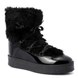 Ботинки 5855B черный ANTARCTICA