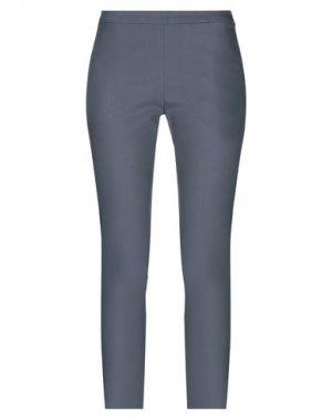 Повседневные брюки CARACTÈRE. Цвет: свинцово-серый