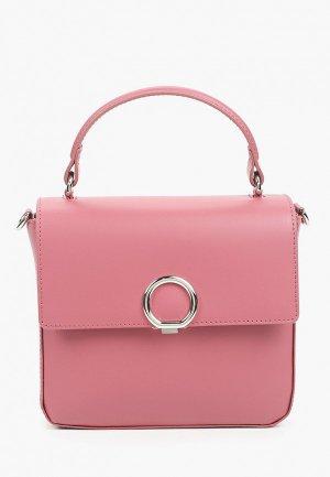 Сумка Afina. Цвет: розовый