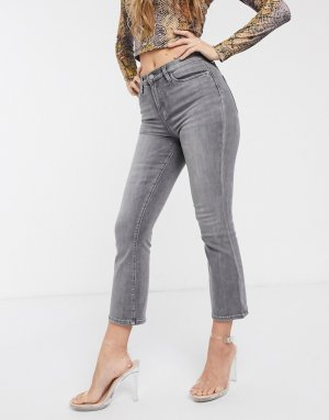 Расклешенные джинсы Blank NYC-Серый NYC