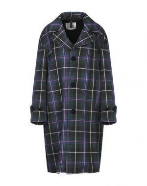 Пальто ATTIC AND BARN. Цвет: темно-зеленый