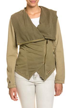 Jacket KHUJO. Цвет: green