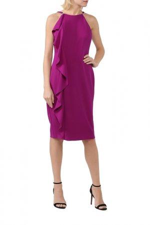 Платье LAUREN RALPH. Цвет: фиолетовый