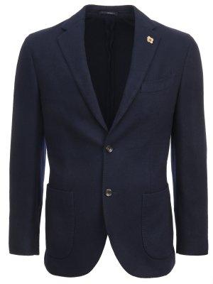 Пиджак из кашемира LARDINI