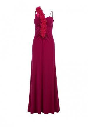Платье Corleone. Цвет: фиолетовый
