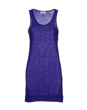 Майка AVIÙ. Цвет: фиолетовый