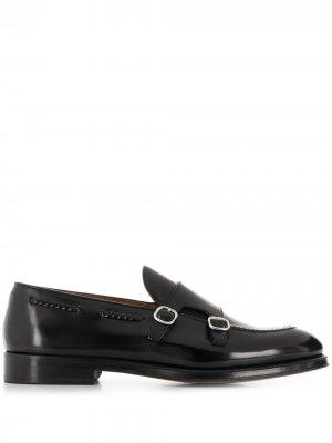Doucals туфли монки Doucal's. Цвет: черный