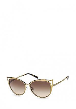 Очки солнцезащитные Michael Kors MK1020 116313. Цвет: золотой