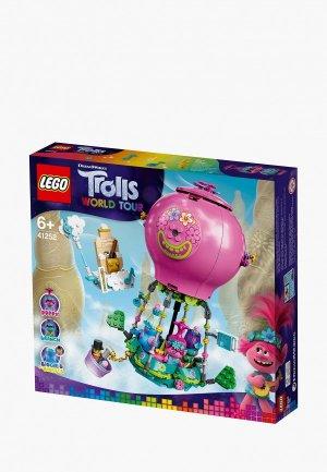 Конструктор LEGO Trolls 41252 Путешествие Розочки на воздушном шаре. Цвет: фиолетовый