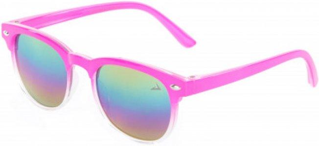 Солнцезащитные очки детские Demix. Цвет: розовый