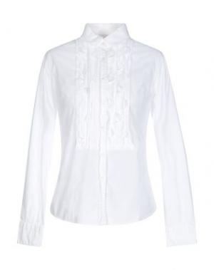 Pубашка COAST WEBER & AHAUS. Цвет: белый