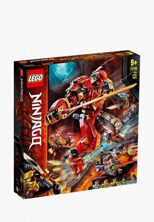 Конструктор LEGO Fire Stone Mech. Цвет: разноцветный