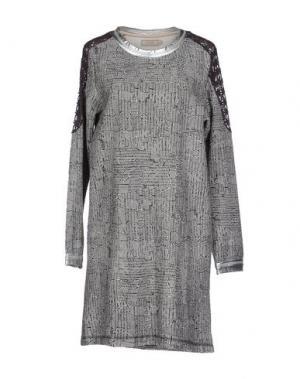 Короткое платье CREAM. Цвет: черный
